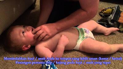 Obat Herbal Step / Kejang Pada Anak
