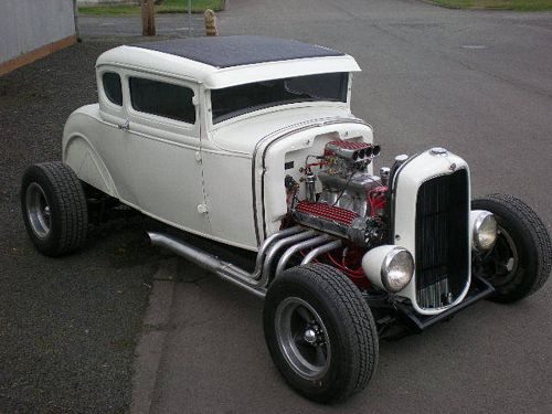 Rodcitygarage for 1931 ford 5 window coupe hot rod