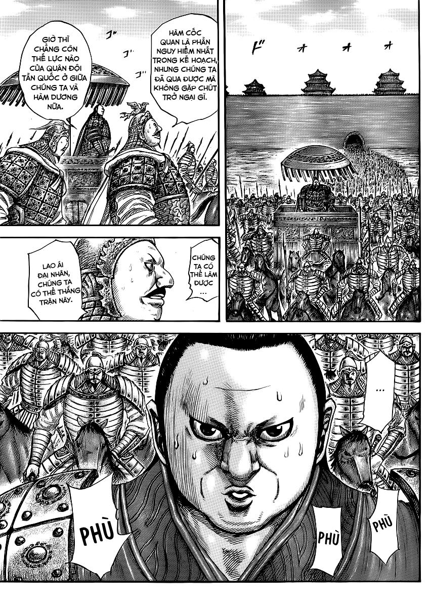 Kingdom – Vương Giả Thiên Hạ (Tổng Hợp) chap 413 page 3 - IZTruyenTranh.com