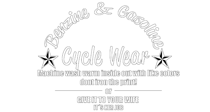 Benzine&Gasoline Cycle Wear