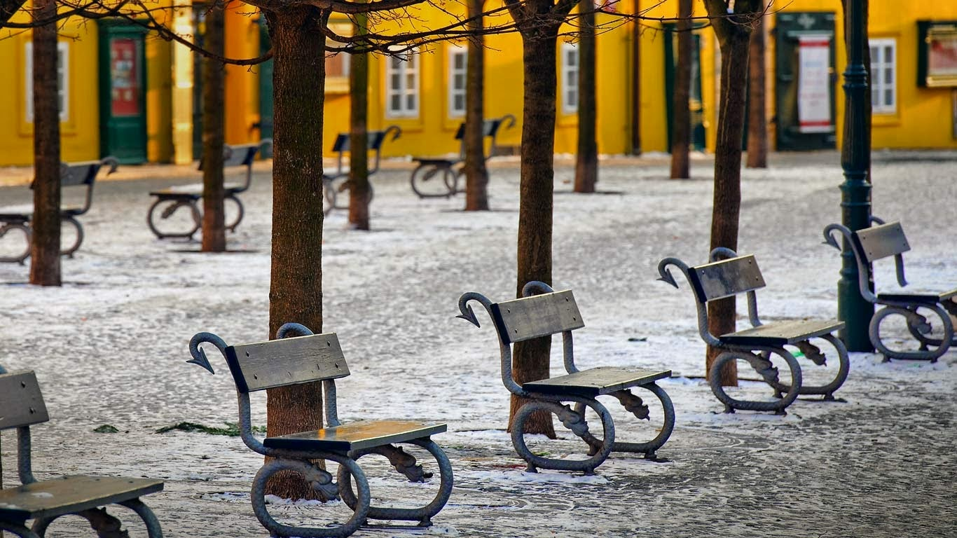 Kampa Island, Prague, Czech Republic (© Gianluca Santoni/SIME/4Corners) 130
