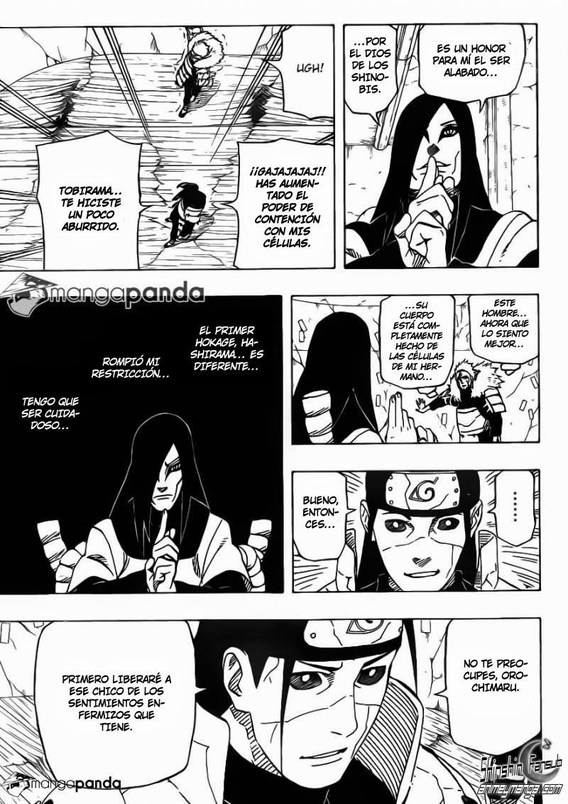 NSM 620 Naruto Shippuden Manga 620