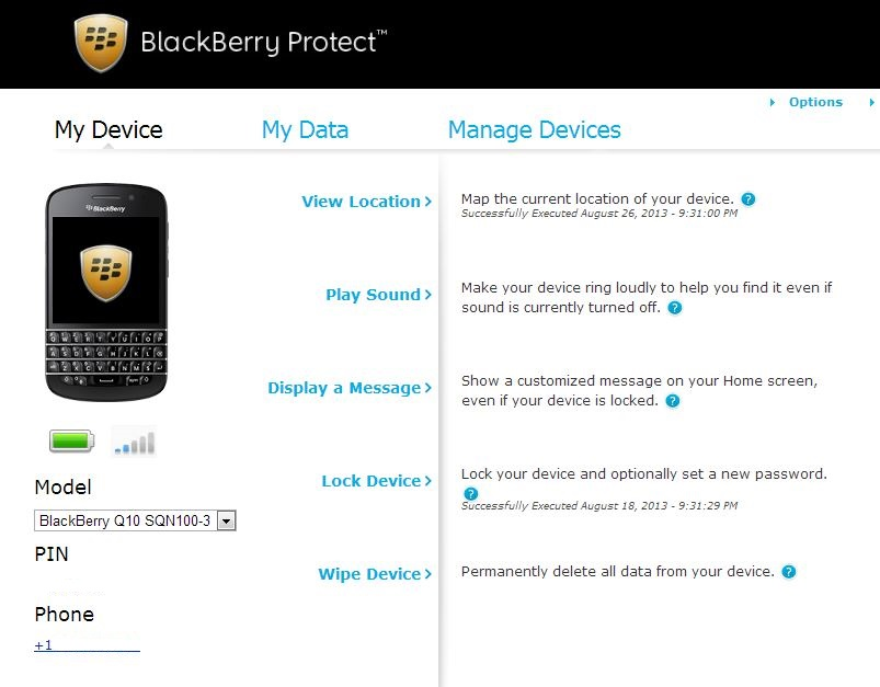 blog blackberry protect keep your information secure