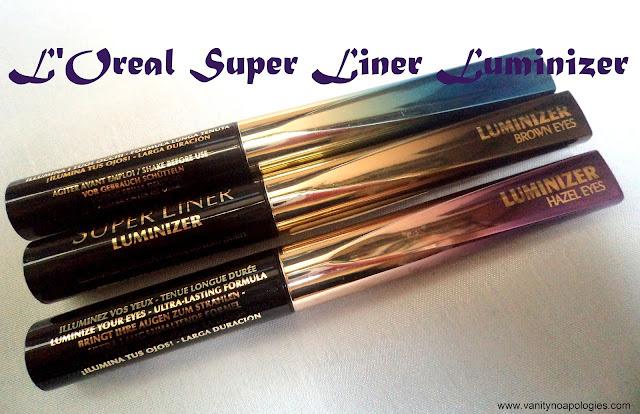 L'Oreal Paris Super Liner Luminizer