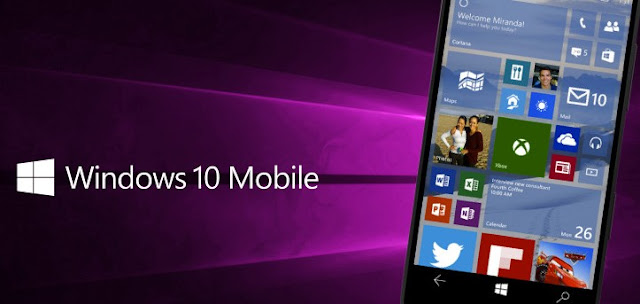 Windows 10 Mobile Build 536