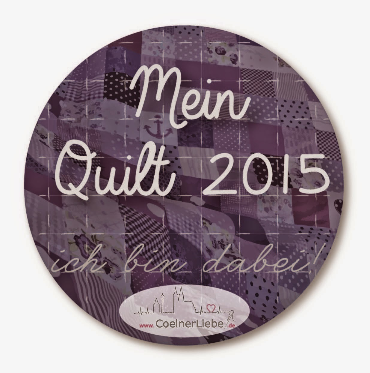365 Tage Quilt 2015