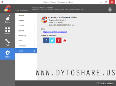 CCleaner 5.06.5219 Professional & Business Edition