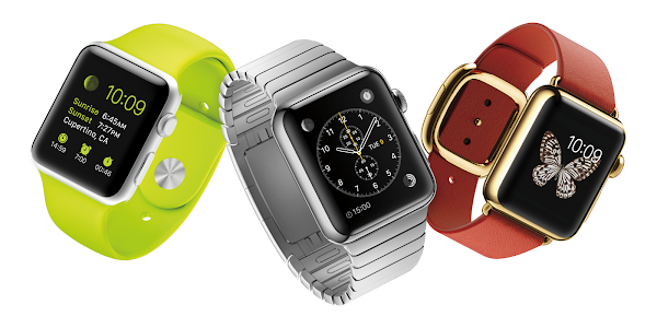 Apple Watch now available for pre-order