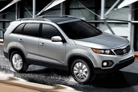 Free 2011 KIA SORENTO Owners Manual