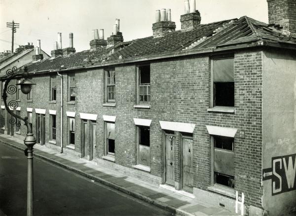 Fratton Grove 1950s