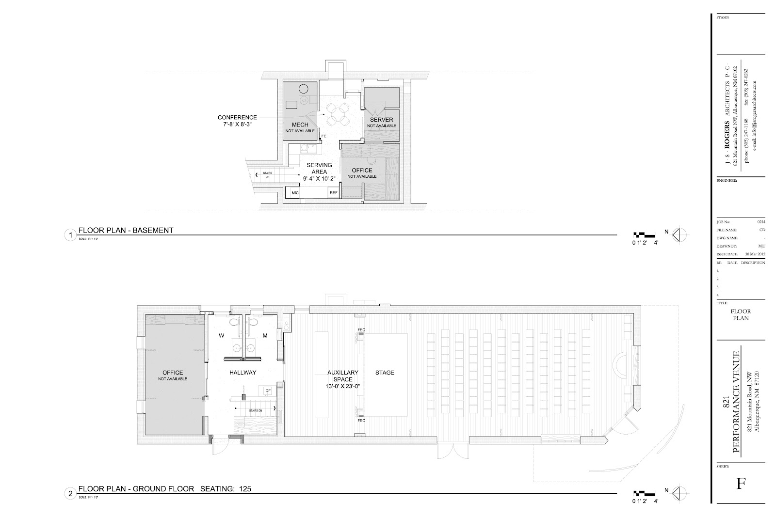 Eight Two 1 Theatre Floor Plans