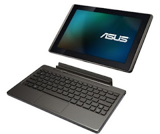 ASUS Eee Pad Transformer Official Commercial