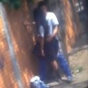 Namoradinhos Depois da Escola na Rua - http://www.videosamadoresbrasileiros.com