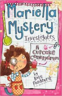 Mariella Mystery Investigates: A Cupcake Conundrum