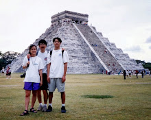 1995 Chichen Itza, Mexico