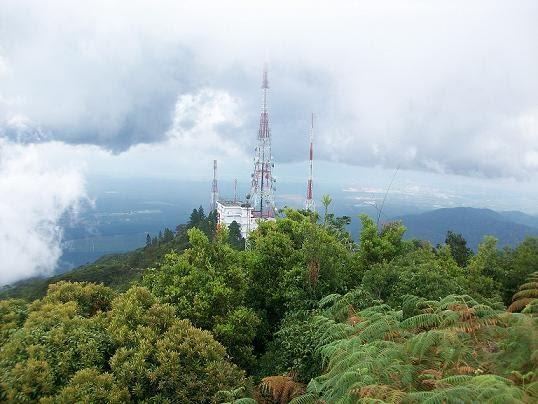Jalan-Jalan, Pusing-Pusing: Gunung-gunung/Bukit di Johor