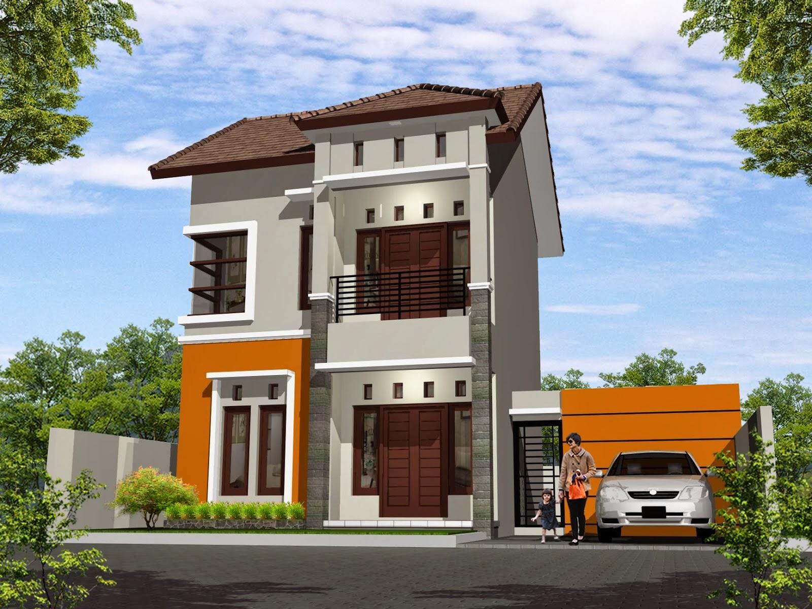 rumah model minimalis 2014