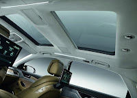 Audi A8 L sunroof  HD Wallpaper