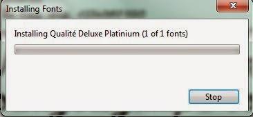 Tutorial Install Font untuk Window 7