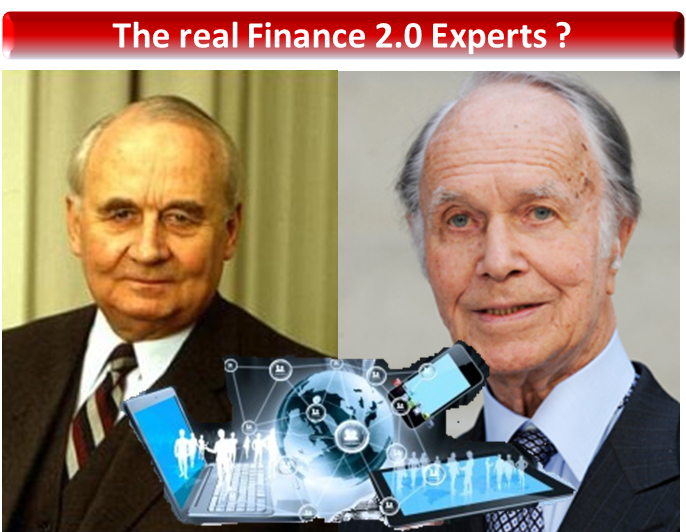 Robert Holzach & Hans Vontobel the real Finance 2.0 Bankers?