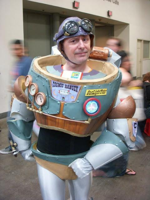 Buzz Lightyear Light Year Toystory Toy Story Steampunk Cosplay