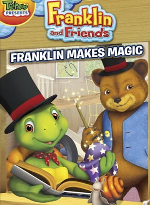 Franklin And Friends Franklin Makes Magic (2012)
