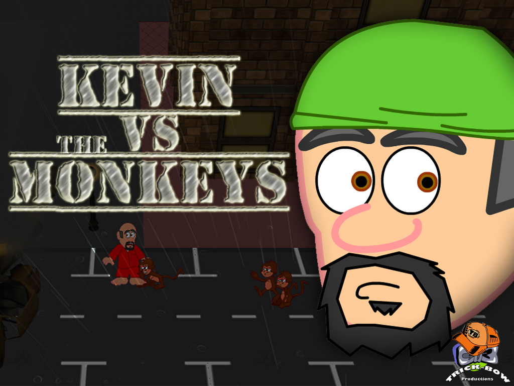 Kevin vs the Monkeys
