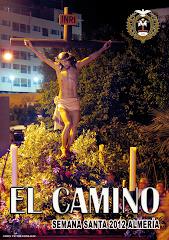 Cartel del Cristo del Camino 2012
