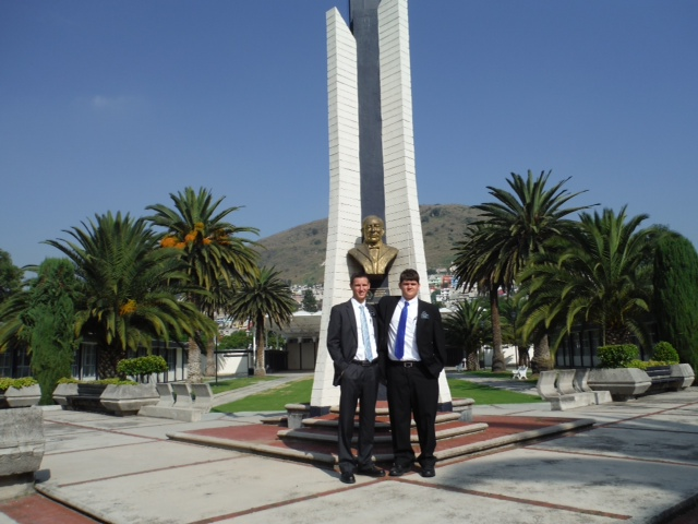 Companion in the CCM-Mexico City, Mexico (MTC) 7/15-8/15