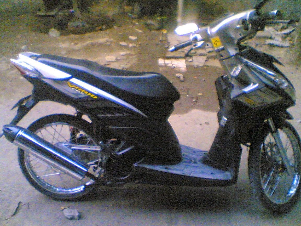 Modifikasi Honda Vario 125 PGM FI