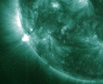 LLAMARADA SOLAR CLASE M1.3, 30 DE AGOSTO 2012