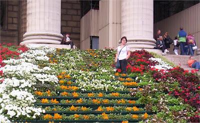 Escalinata de La Madeleine