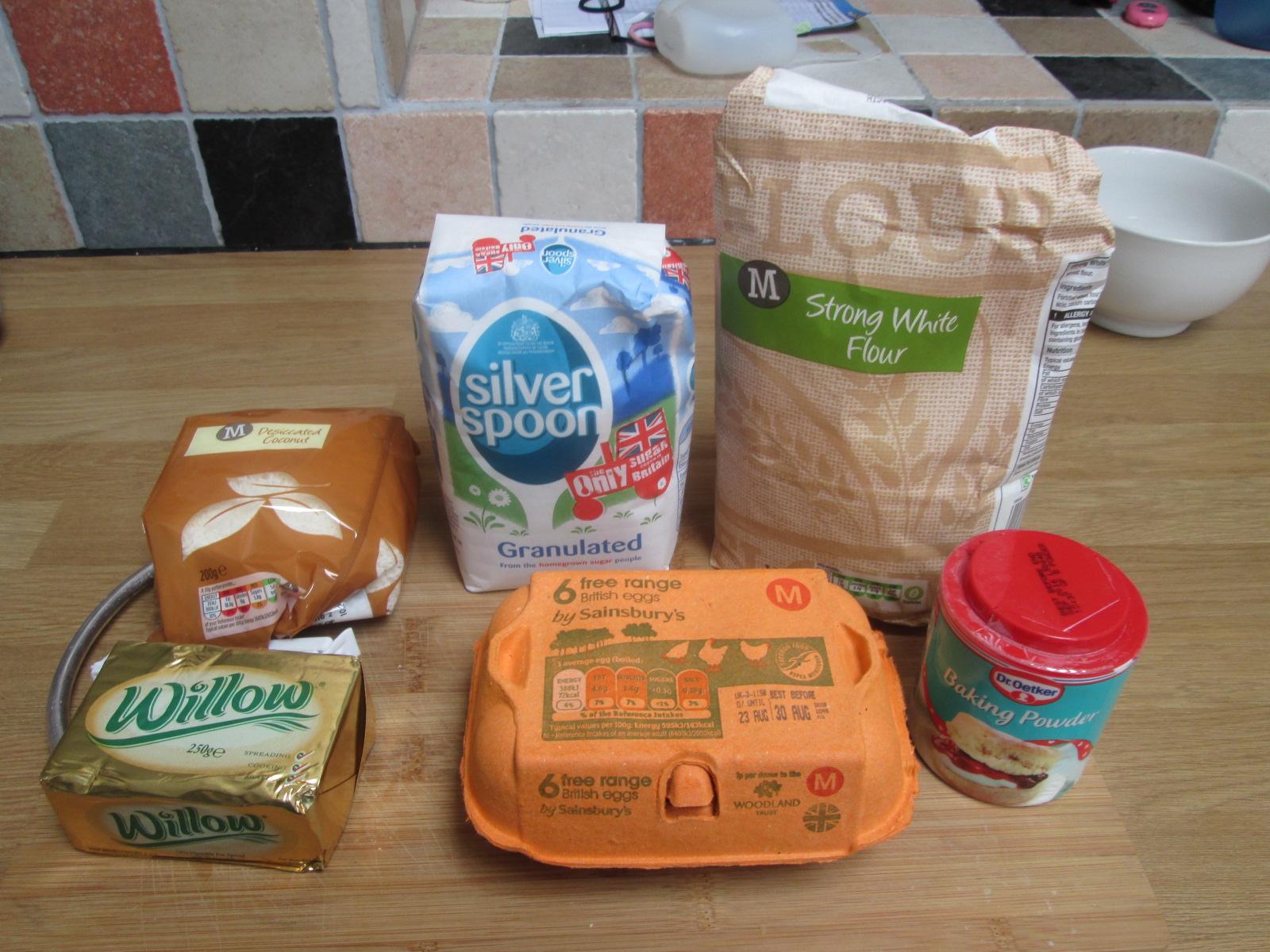 Vanuatu coconut cake recipe