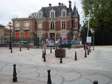 Parc des anciennes  Mairies