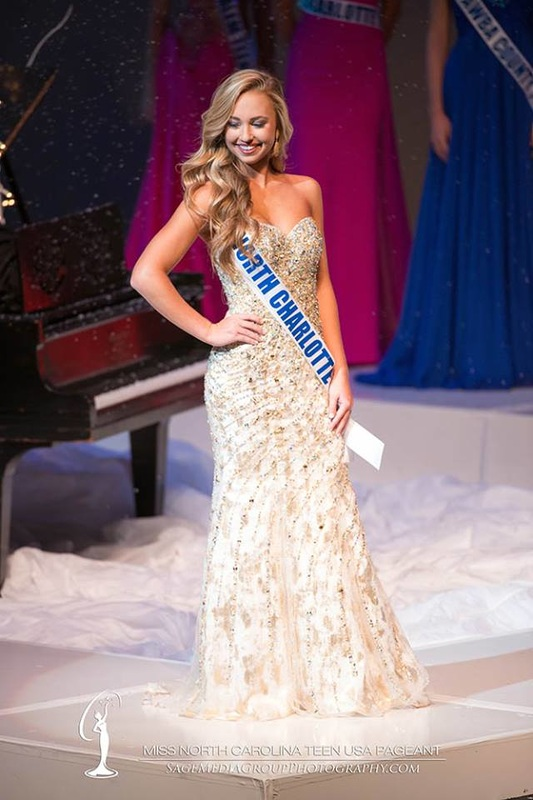 Miss North Carolina Pageant Contest History