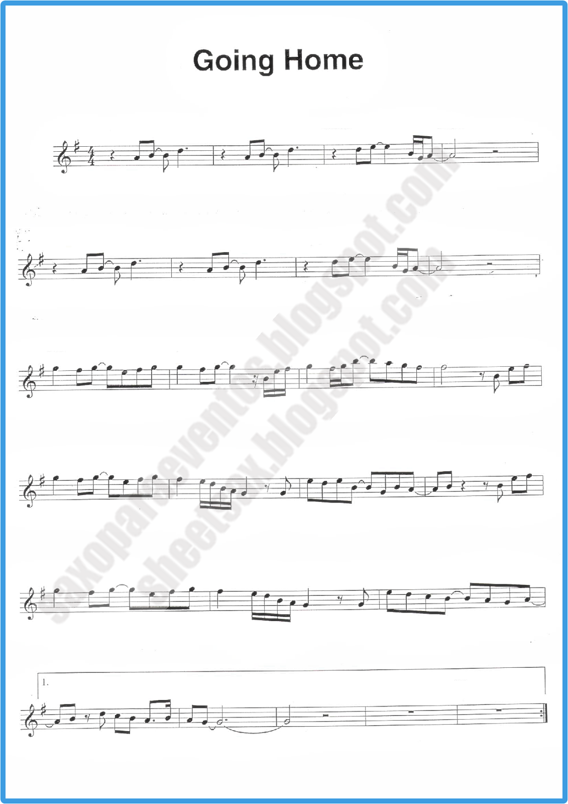 kenny g sheet music free pdf