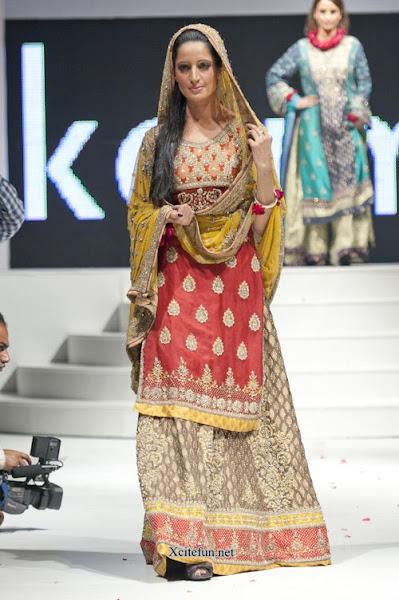 Fashion Show - Allenora Pakistani Bridal Fashion