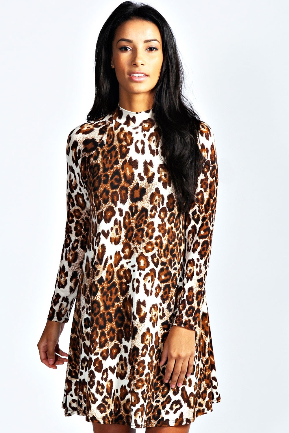 fashion trend leopard print