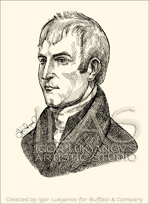 Meriwether Lewis portrait