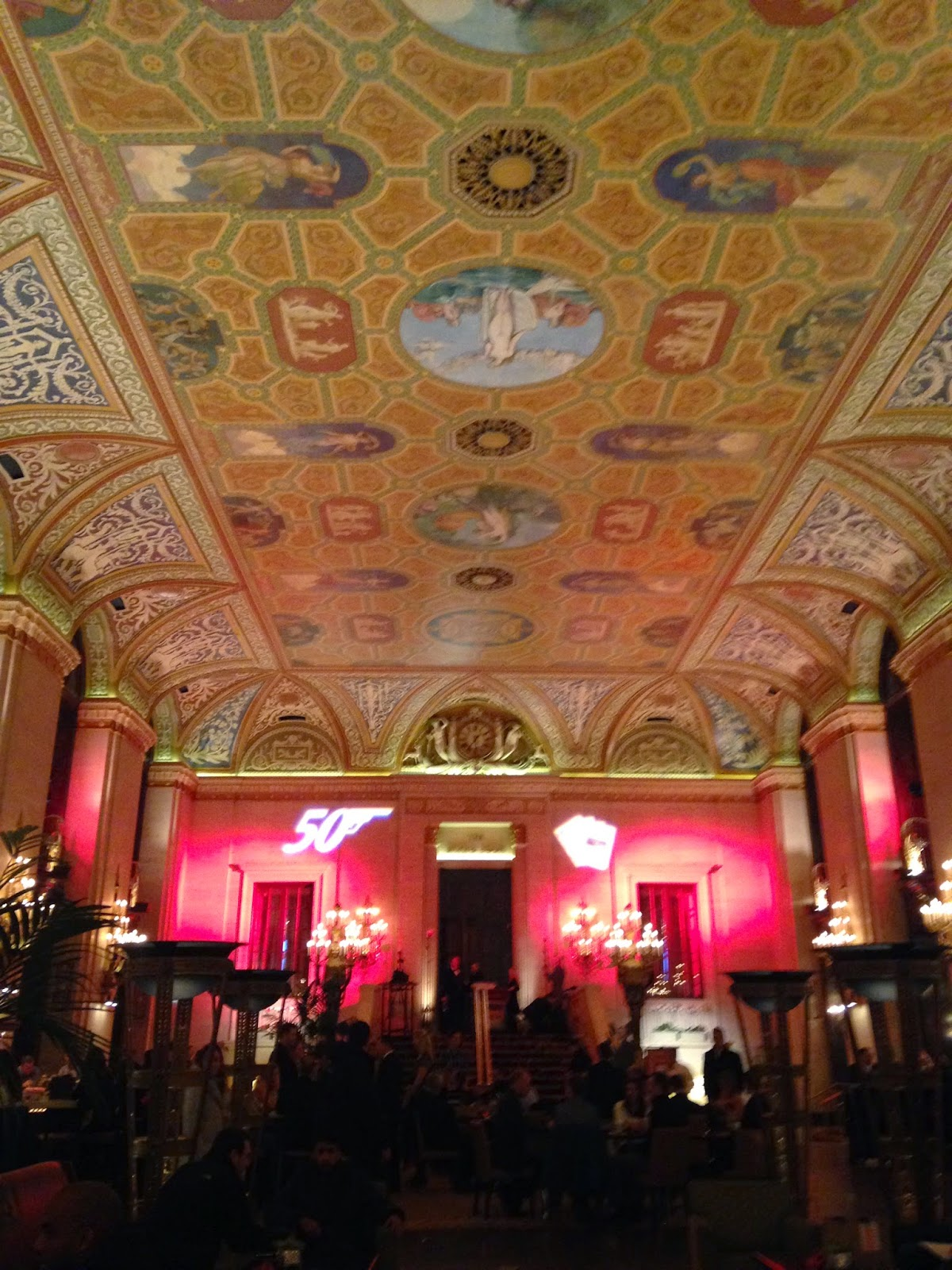 Palmer House Chicago, the Great Hall