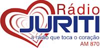 Rádio Juriti AM da Cidade de Paracatu ao vivo, ouça a melhor rádio da cidade