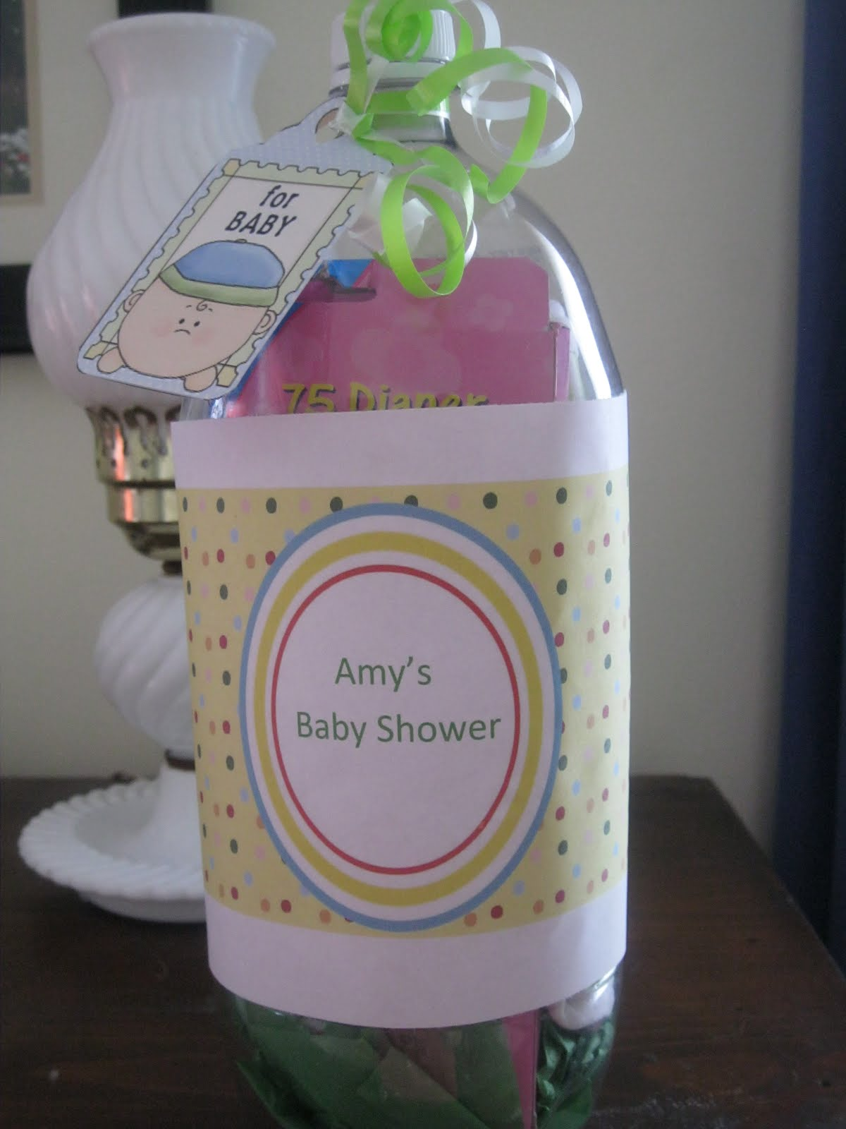 liter bottle gift container