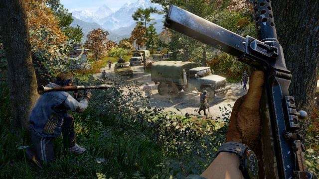 Far Cry 4 PC Games Download