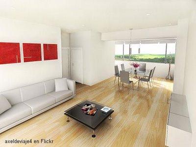 Arquitectura en dise o de interiores caracteristicas del for Colores para casas minimalistas