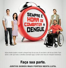ESTA LUTA É DE TODOS!
