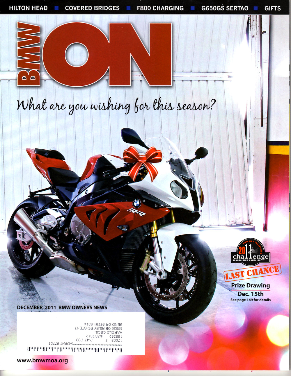 Giant Loop review: BMW ON Owner's News Magazine features Diablo Tank Bag, Fandango Tank Bag | Go Light. Go Fast. Go Far. Adventure Proof Packing Systems + ...
