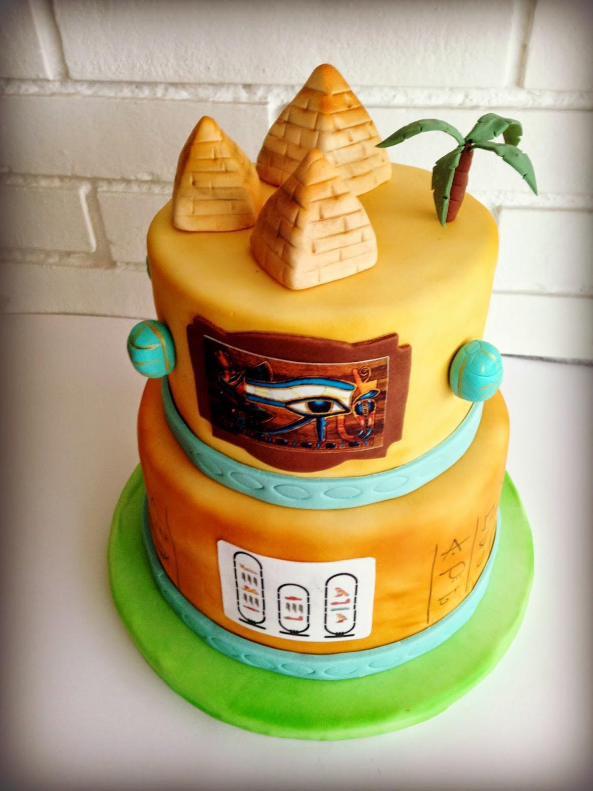 egipt cake