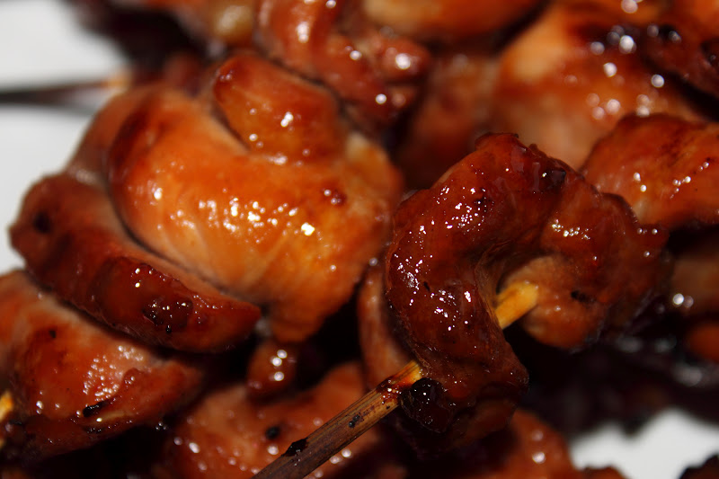 Tortillas and Honey: Filipino BBQ Pork Kabobs (Kabob Week Day 1)