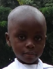 Hillary - Kenya (KE-500), Age 8