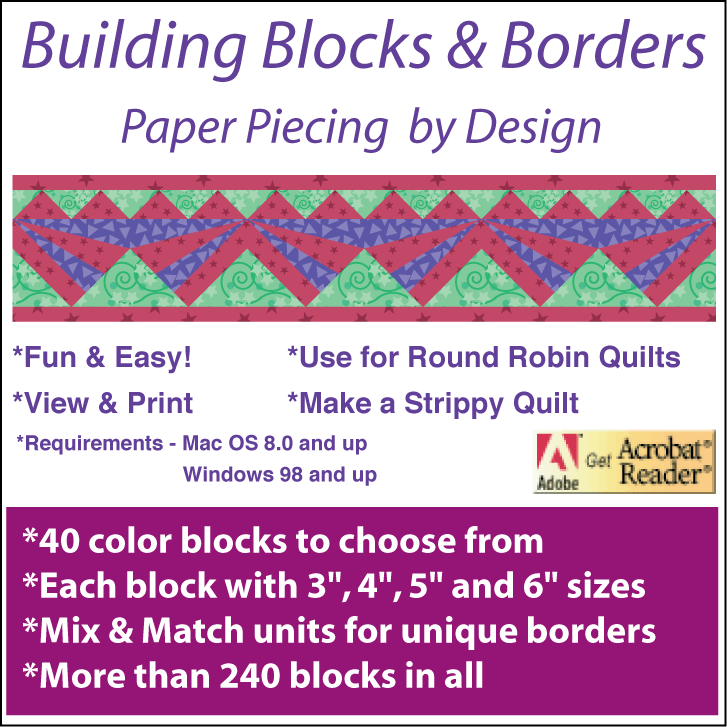 Building Blocks & Borders